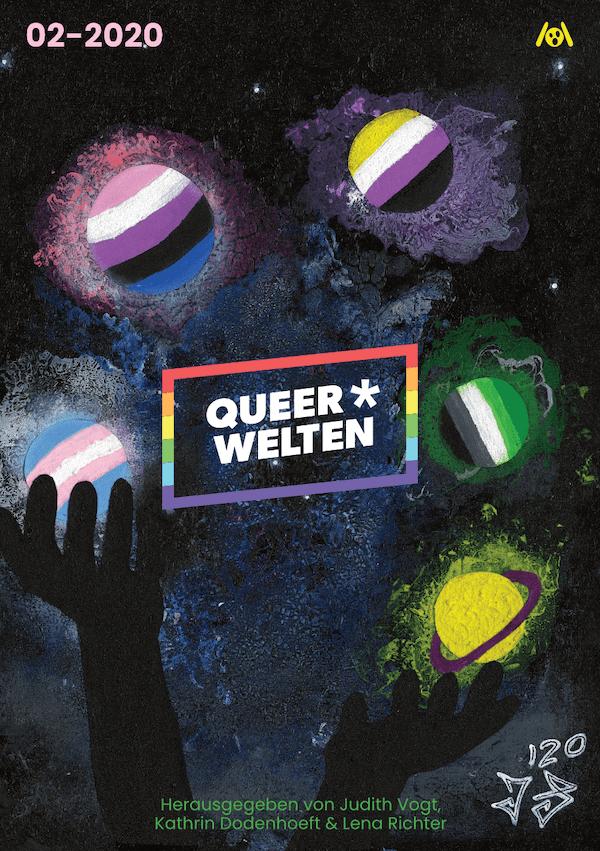 Cover Queer*Welten 02-2020